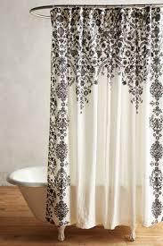 Silver Sparkle Shower Curtain Shop Unique U0026 Boho Shower Curtains Anthropologie
