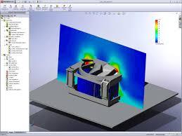 solidworks flow simulation computational flow dynamics for