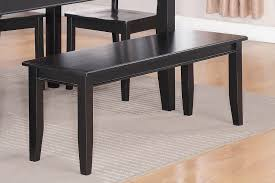 black dining table with bench dining table bench black dining room decor ideas and showcase design