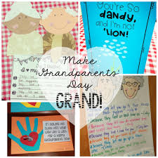 grand parents day make it grand fun freebies included just reed