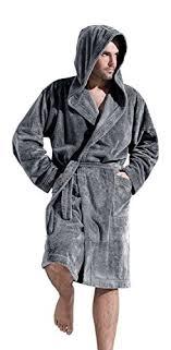 robe de chambre hommes luxe chaud et doux peignoir de bain robe de chambre pour hommes