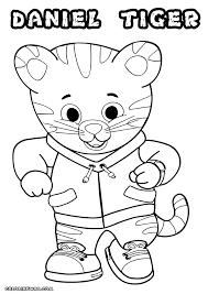 good daniel tiger coloring pages 55 picture coloring