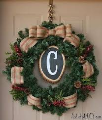 3 step wreath just need some cheap dollar store