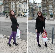 what color shoes can you wear with a purple dress style guru