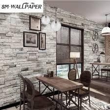 wallpaper design batu bata papel de parede 3d stone brick wallpaper wall paper sticker pattern