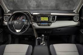 Toyota Rav4 2001 Interior 2014 Toyota Rav4 Our Review Cars Com