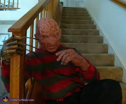 Freddy Halloween Costumes Coolest Homemade Freddy Krueger Costume Photo 4 8