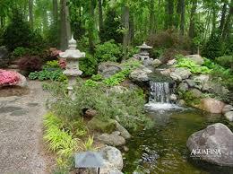 modern architecture designs chinese garden asian water garden