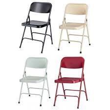 chaise m tallique chaise pliante en métal gênes chaise métallique pliante chaise