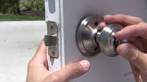 Exterior Door Knobs How To Change A Door Knob U0026 Dead Bolt Repair Schlage Vs Kwikset