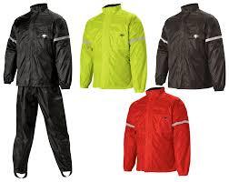 motorcycle rain jacket nelson rigg motorcycle raingear