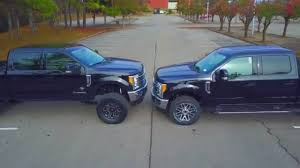 Ford Raptor Running Boards - world first ford f250 black widow vs ford f 150 raptor 2017 review
