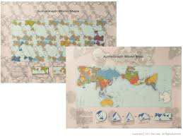 World Map With Longitude And Latitude Degrees by Rejigged Authagraph World Map Representing The True Relative Sizes