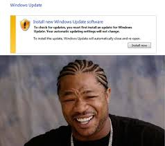 Yo Dawg Know Your Meme - last bing queries pictures for xzibit yo dawg template