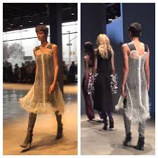 ohne titel ohne titel wows at new york fashion week with shapeways 3d printed