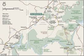 Utah Map Usa by Geography Zion National Park U2022 Mapsof Net