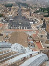 Cupola Images Climbing Up St Peter U0027s Basilica U0027s Dome Delightfully Italy