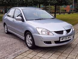2005 mitsubishi lancer equippe 1 6 petrol manual full mot