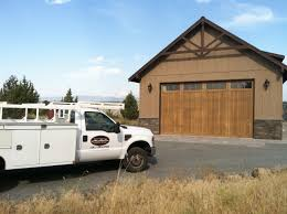 custom made garage doors by central oregon garage door in bend oregon