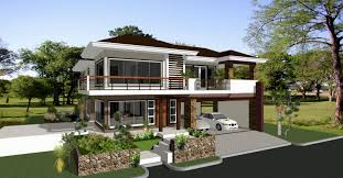 charming modern house design with floor plan in the philippines 29