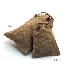 burlap drawstring bags 5 x 6 burlap bag with drawstring 12 pk b924 21 7 99