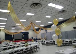 50th anniversary centerpieces party event decorating company 50th anniversary family