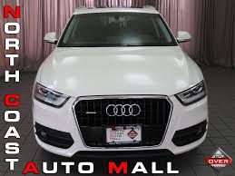 audi q3 dashboard 2015 used audi q3 quattro 4dr 2 0t premium plus at north coast