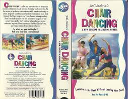 Chair Dancing Vhs Wasteland Your Home For High Resolution Scans Of Rare