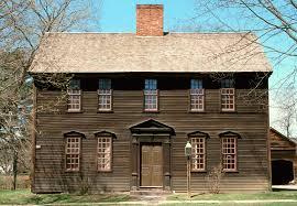 salt box houses sheldon house historic houses pinterest house colonial and