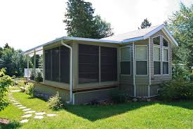 Trailer Sunrooms Rv Sunrooms Resort Living By Sunspace Sunrooms