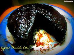 eggless chocolate cake recipe super moist u0026 soft