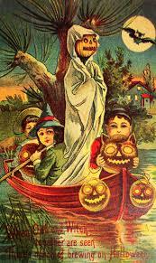 vintage halloween postcards c 1910 u0027s vintage everyday