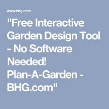 Landscaping Design Tool by Best 25 Garden Design Software Ideas On Pinterest Free Garden