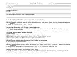 art merit badge worksheet free worksheets library download and