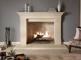 Ideas For Fireplace Facade Design Creating And Maintaining A Limestone Fireplace Surround