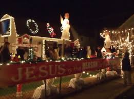 christmas lights events nj the most festive christmas lights displays in nj for 2017