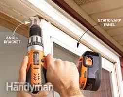 Removing A Patio Door Replace A Patio Door Family Handyman
