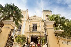 Neoclassical Architecture Macau Where China And Portugal Meet Young Post South China