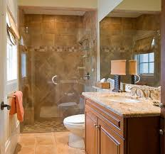 Closet Bathroom Ideas Small Bathrooms With Corner Shower White Polished Oak Wood Closet