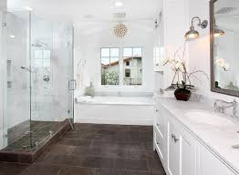How To Lay Floor Tile In A Bathroom - which direction should you run your tile flooring well u2014 designed