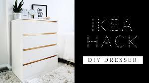Diy Hack Easiest Ikea Hack Ever Diy Dresser