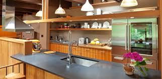 kitchen design pictures dark cabinets mid century modern kitchen