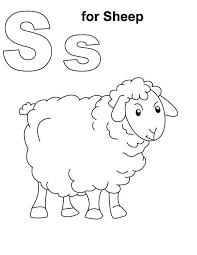 shaun sheep coloring color luna