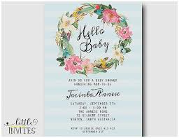 baby shower invite wording baby shower invitation awesome baby shower high tea invitation