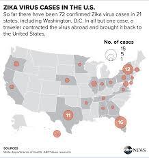 map of usa zika new map predicts spread of zika virus medicine scinewscom the