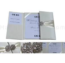 gatefold wedding invitations exclusive ivory gate fold invitation holder with small
