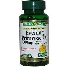 nature u0027s bounty evening primrose oil 1 000 mg 60 rapid release