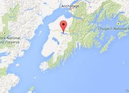 alaska air map alaska air guardsmen rescue 5 on skilak lake alaska