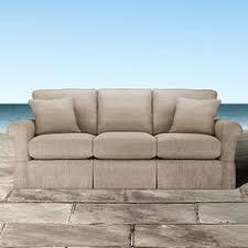 mitchell gold slipcovered sofa dominique slipcovered sofa by mitchell gold bob williams at gilt