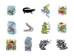 alligator tattoos what do they mean alligator tattoos designs